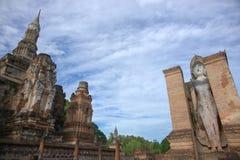 Sukhothai historischer Park Lizenzfreies Stockfoto