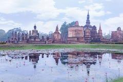 Sukhothai history park Stock Image