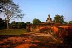 Sukhothai Königreich Sukhothai historischer Park. Lizenzfreies Stockfoto