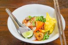 Sukhothai noodles, Thailand Stock Images