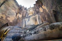 Sukhothai Thailand van Boedha Royalty-vrije Stock Afbeelding