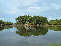 Sukhothai, voyage de la Thaïlande Images stock