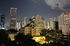 Sukhumvit, Bangkok Lizenzfreies Stockbild