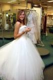 sukienka na zakupy Zdjęcie Royalty Free