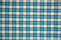 sukienna bawełniana tekstura Obrazy Stock