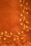 sukienna pomarańcze Obrazy Stock
