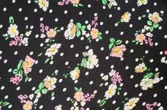 Sukienna tkaniny tekstura Obraz Royalty Free
