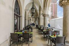 Sukiennice αιθουσών υφασμάτων στην Κρακοβία Στοκ φωτογραφίες με δικαίωμα ελεύθερης χρήσης