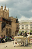 Sukiennice of Krakow. Stock Images