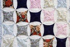 sukienny patchwork Zdjęcia Stock