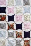 sukienny patchwork Obrazy Stock