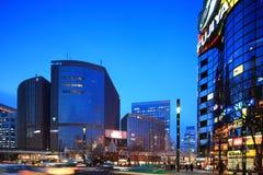 Sukiyabashi, Tóquio, Japão Imagem de Stock