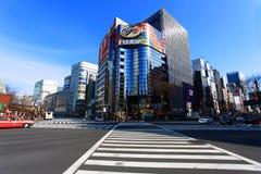 Sukiyabashi,Tokyo,Japan Royalty Free Stock Photo