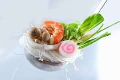 sukiyaki royaltyfri foto