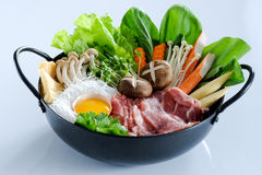Sukiyaki Photo stock