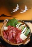 Sukiyaki Stock Images