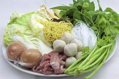 sukiyaki Stock Afbeeldingen