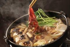 sukiyaki fotografering för bildbyråer