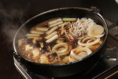 Sukiyaki Royalty Free Stock Photos