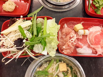 Sukiyaki Stock Photography