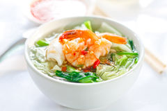 Sukiyaki tailandês Foto de Stock