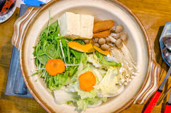 Sukiyaki Royalty Free Stock Photography