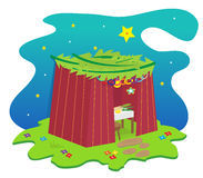 Sukkah Icon Royalty Free Stock Photos