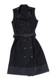 sukni czarny kobiety s Obraz Stock