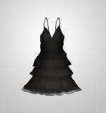 suknia Obraz Royalty Free