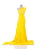 Suknia na mannequin Zdjęcia Stock