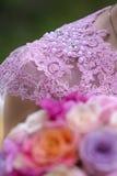 Suknia szczegóły Zdjęcie Royalty Free