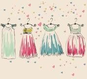 suknie Obrazy Stock