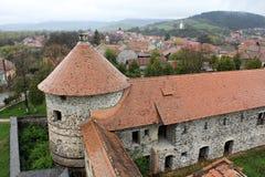 Sukosd-Bethlen Castle in Racos,  Transylvania Stock Images