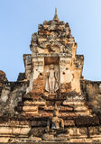 sukothai świątynia Obraz Royalty Free