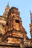 sukothai świątynia obrazy royalty free