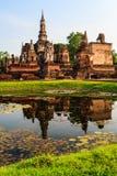 sukothai świątynia zdjęcia royalty free