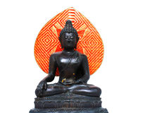Sukothai buddha Royalty Free Stock Photography