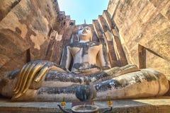 Sukothai Dziejowy park, Tajlandia obraz royalty free