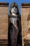 Sukothai historia parkerar royaltyfri fotografi