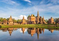 Sukothai Historical Park - Thailand Stock Photography