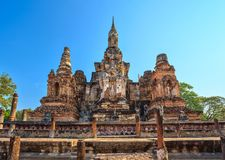 Sukothai - Thailand Royalty Free Stock Photo