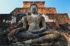 Sukothai Historical Park, Thailand Stock Photo
