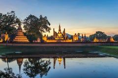 Sukothai Historical Park - Thailand Stock Image
