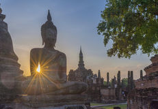 Sukothai historical park Royalty Free Stock Photography
