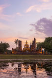 Sukothai historical park Stock Photos