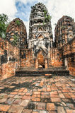 Sukothai historical park, Unesco world heritage Stock Photo