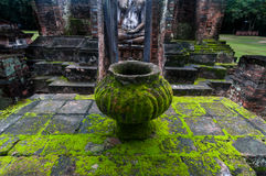 Sukothai historical park, Unesco world heritage Stock Photos
