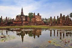 Sukhothai Thailand Royalty Free Stock Photography