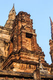 Sukothai temple Royalty Free Stock Images