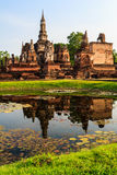 Sukothai temple Royalty Free Stock Photos
